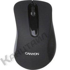 Мышь компьютерная CANYON Mouse CNE-CMSW2/Wireless/black